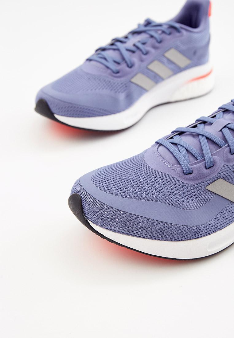 Женские кроссовки Adidas (Адидас) FZ2497: изображение 3