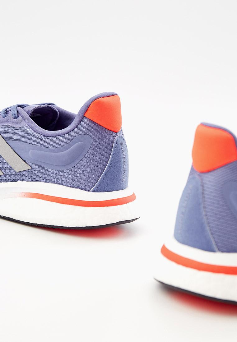 Женские кроссовки Adidas (Адидас) FZ2497: изображение 4