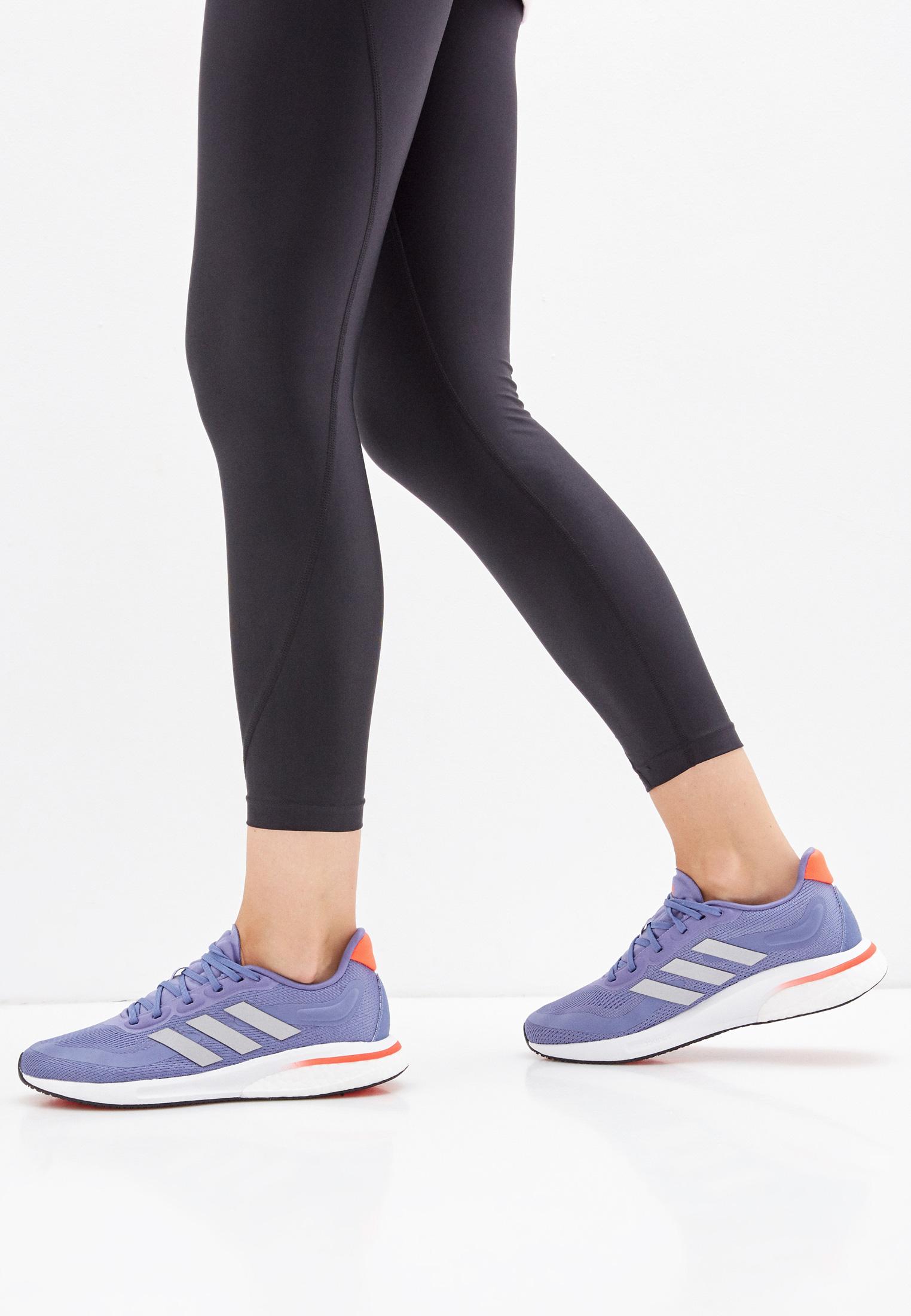 Женские кроссовки Adidas (Адидас) FZ2497: изображение 6