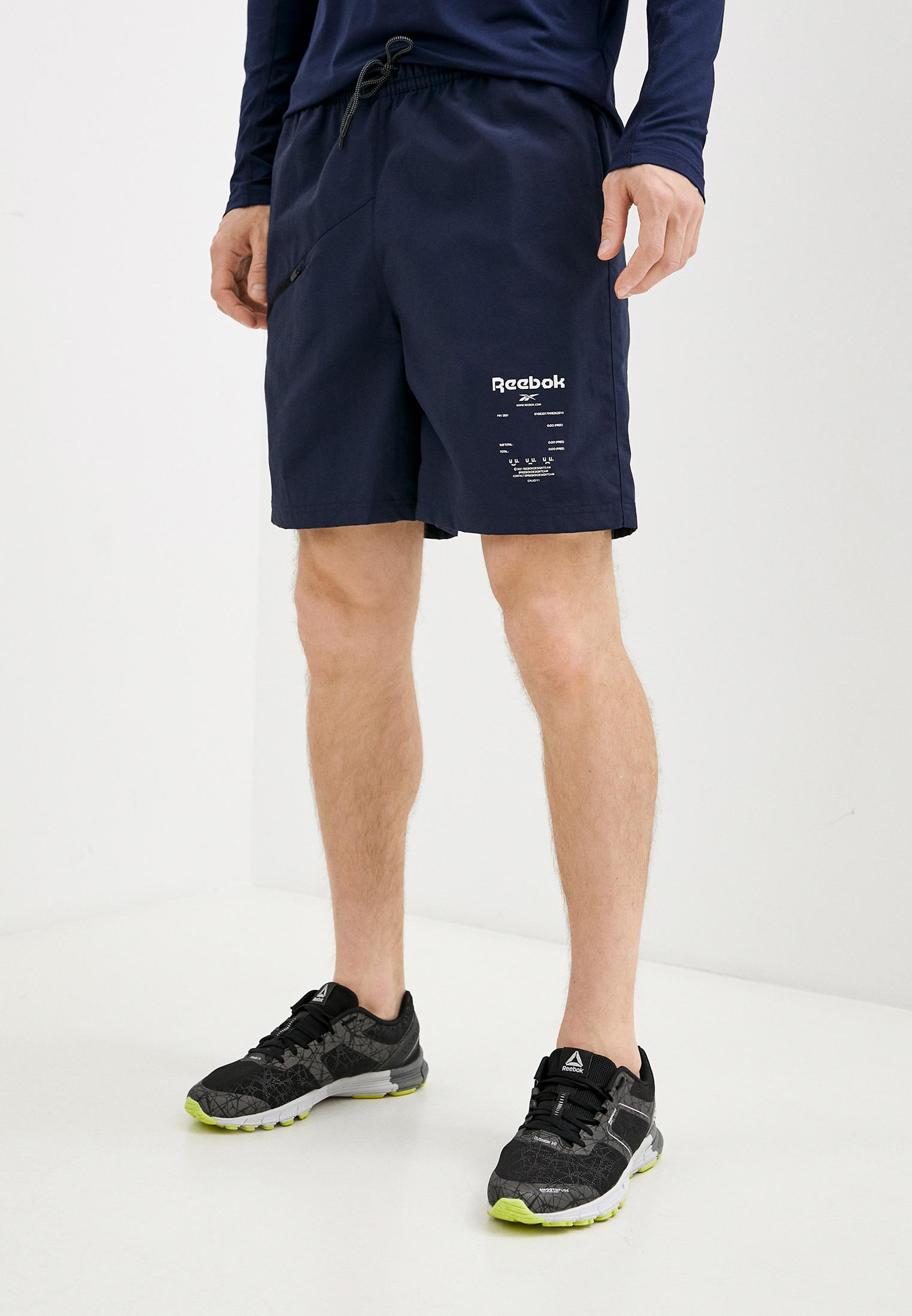 Мужские спортивные шорты Reebok (Рибок) GS9217