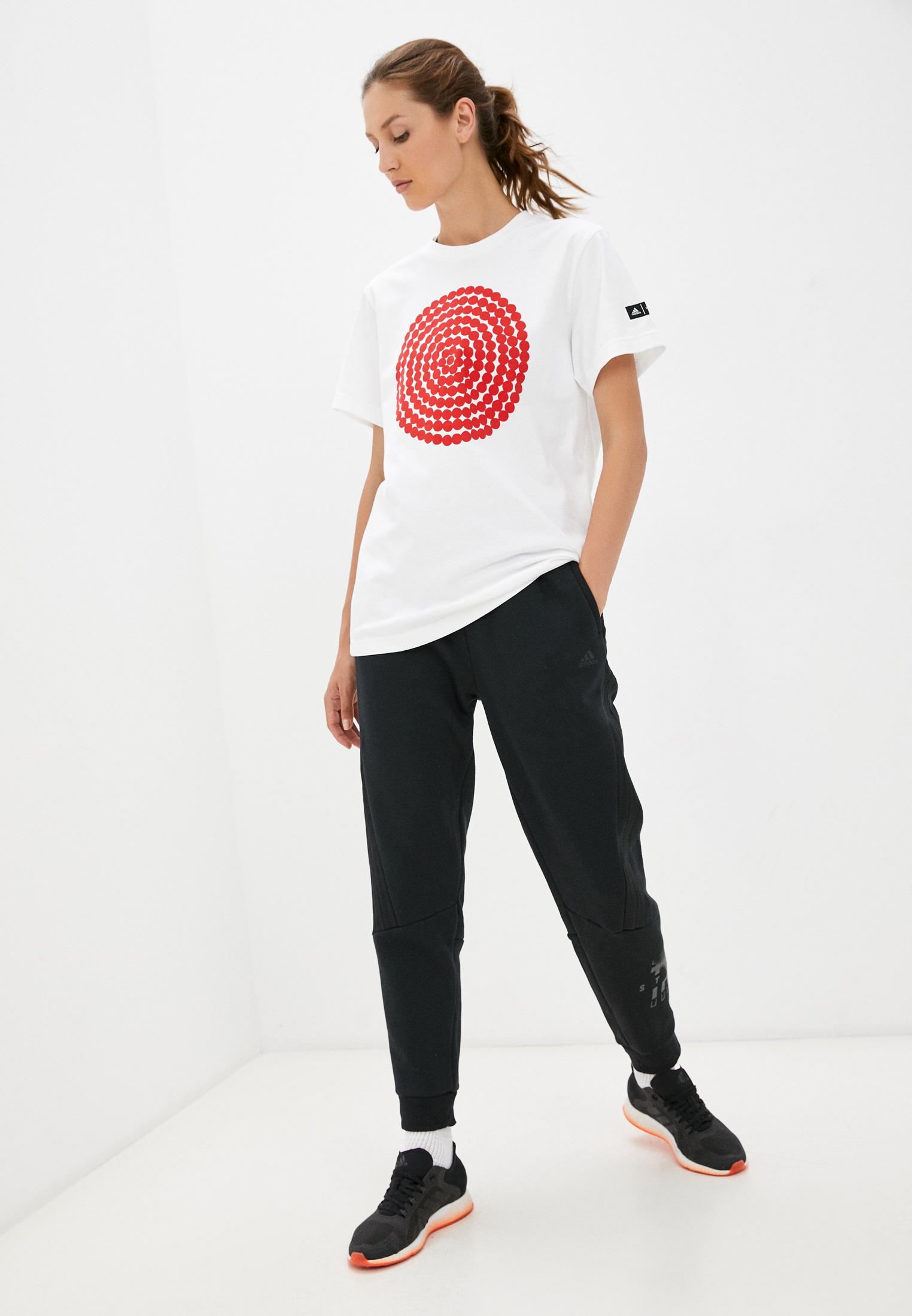 Женские спортивные брюки Adidas (Адидас) GT6368: изображение 2