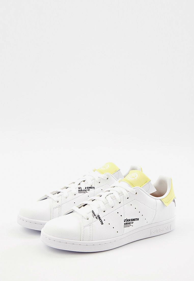 Мужские кеды Adidas Originals (Адидас Ориджиналс) GV7665: изображение 2