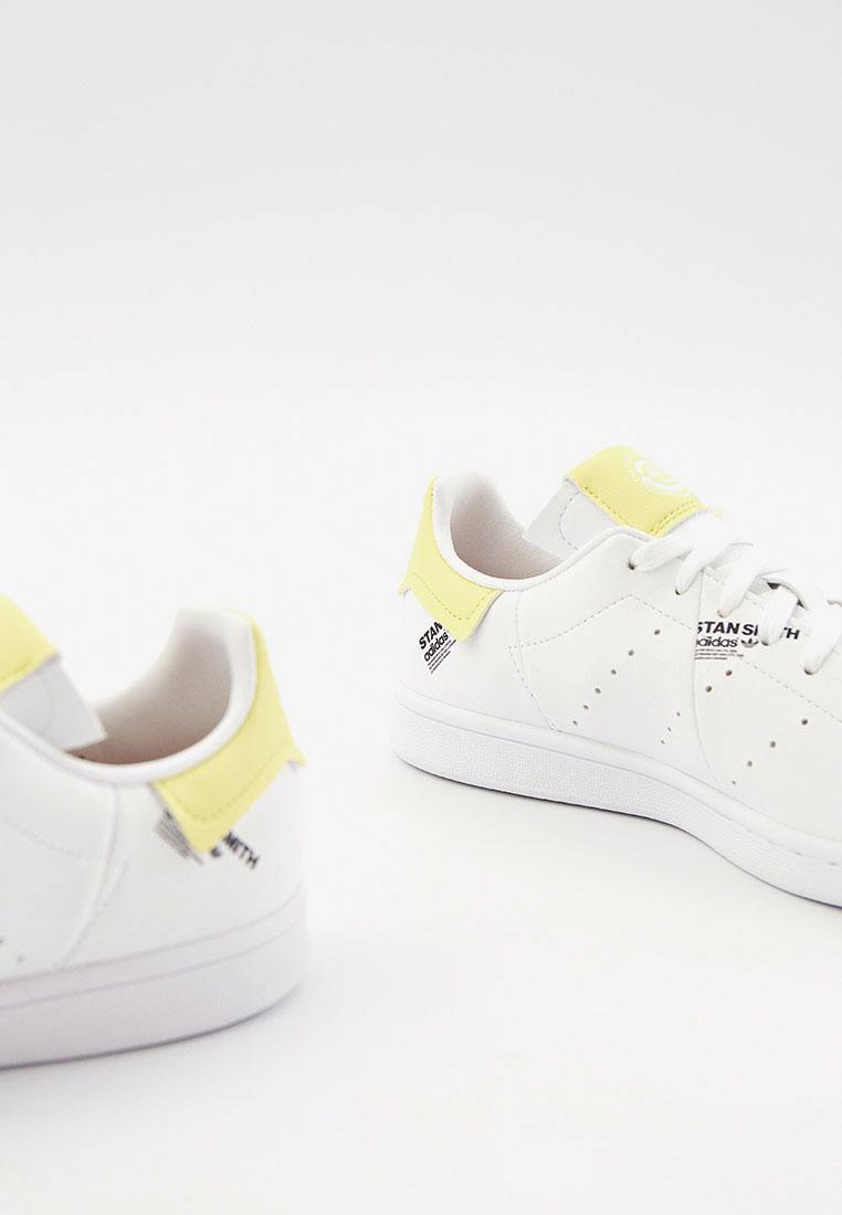 Мужские кеды Adidas Originals (Адидас Ориджиналс) GV7665: изображение 3