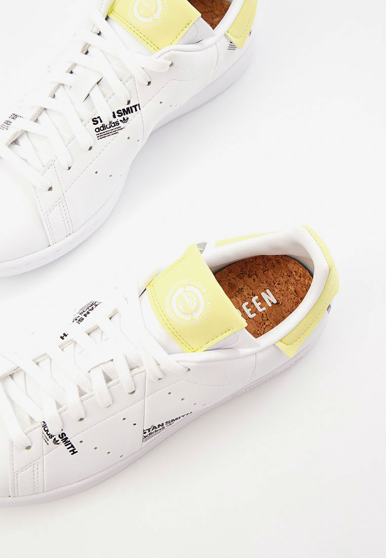 Мужские кеды Adidas Originals (Адидас Ориджиналс) GV7665: изображение 4