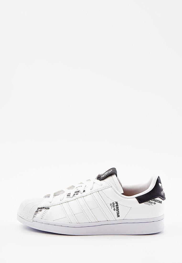 Мужские кеды Adidas Originals (Адидас Ориджиналс) GV7671