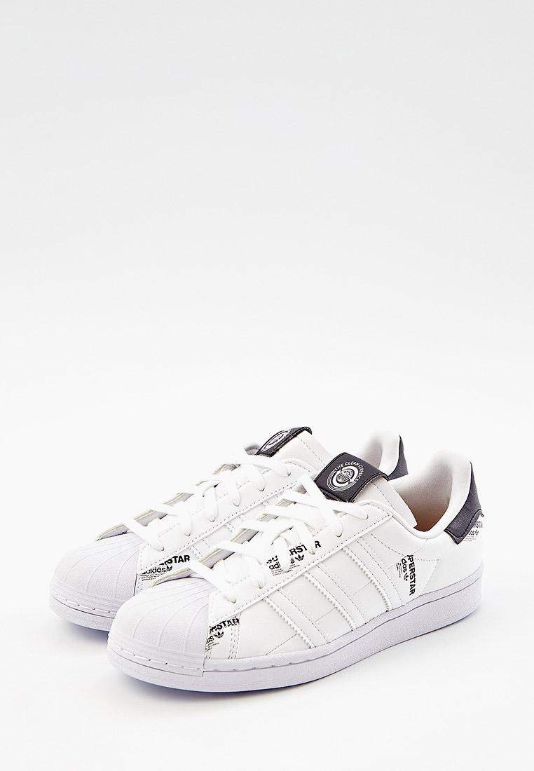 Мужские кеды Adidas Originals (Адидас Ориджиналс) GV7671: изображение 2