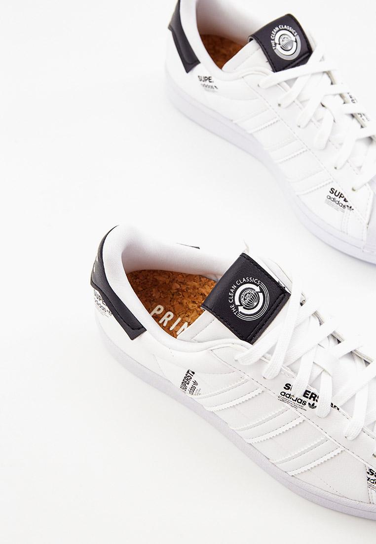 Мужские кеды Adidas Originals (Адидас Ориджиналс) GV7671: изображение 3