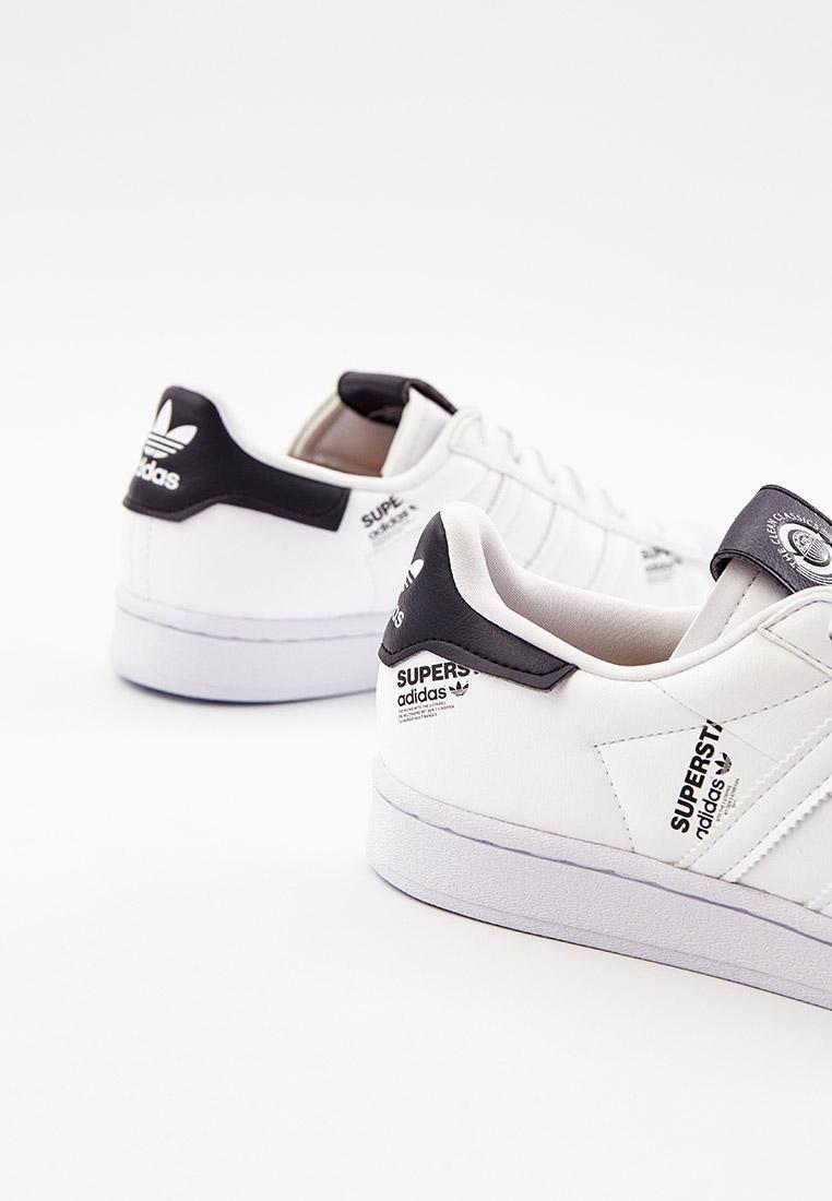 Мужские кеды Adidas Originals (Адидас Ориджиналс) GV7671: изображение 4