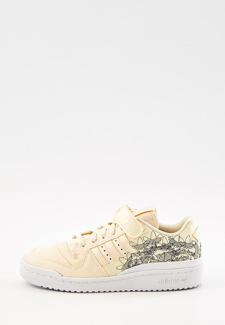 Женские кеды Adidas Originals (Адидас Ориджиналс) GX5074: изображение 1