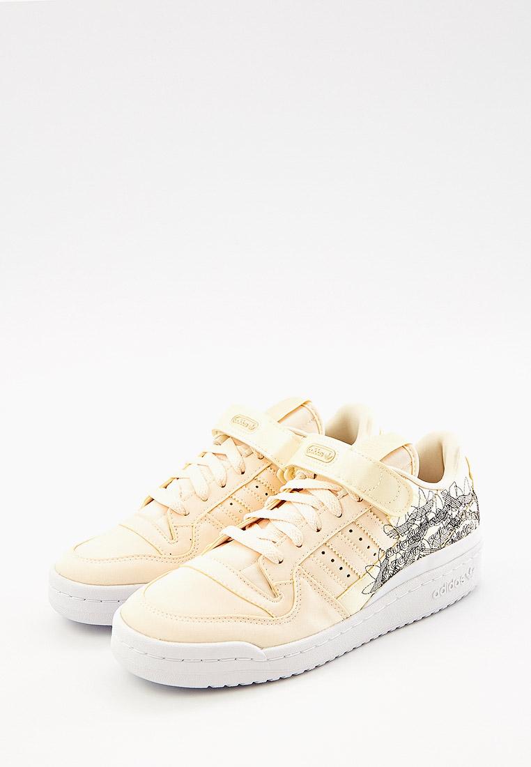 Женские кеды Adidas Originals (Адидас Ориджиналс) GX5074: изображение 2
