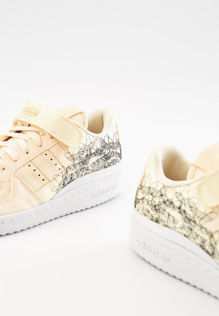 Женские кеды Adidas Originals (Адидас Ориджиналс) GX5074: изображение 4