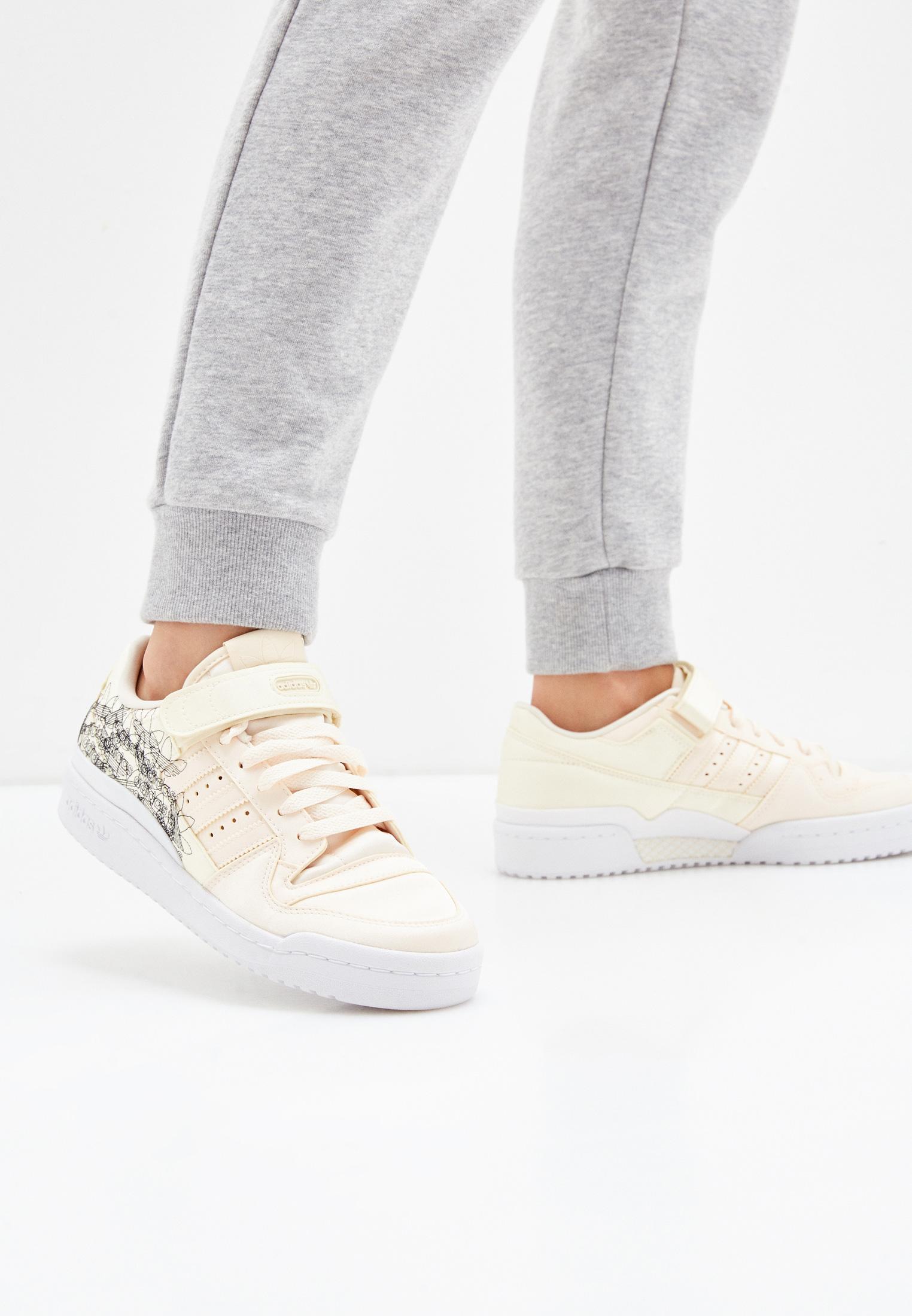 Женские кеды Adidas Originals (Адидас Ориджиналс) GX5074: изображение 6