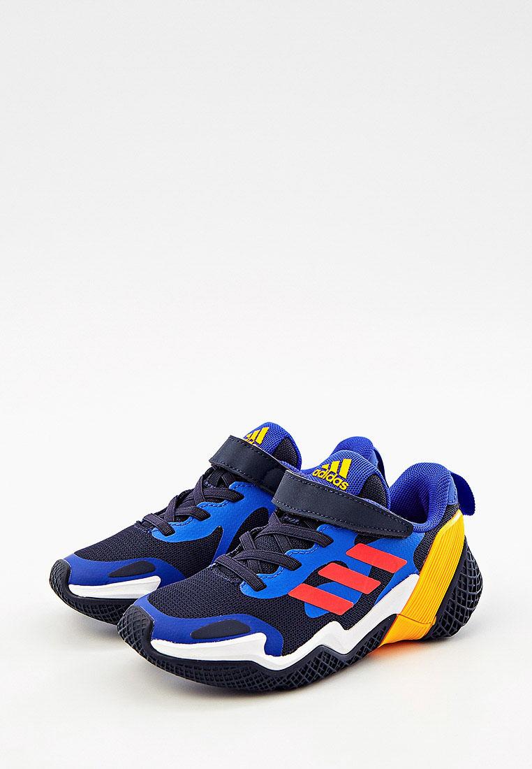 Кроссовки для мальчиков Adidas (Адидас) GZ7755: изображение 2