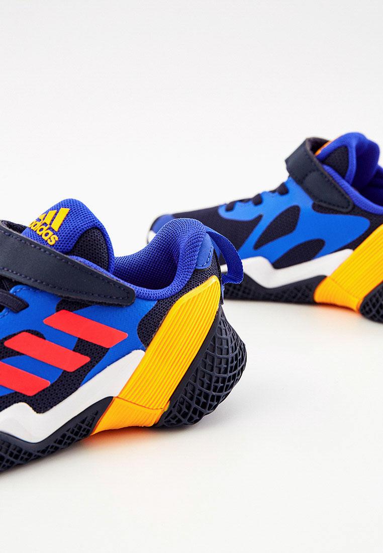 Кроссовки для мальчиков Adidas (Адидас) GZ7755: изображение 4