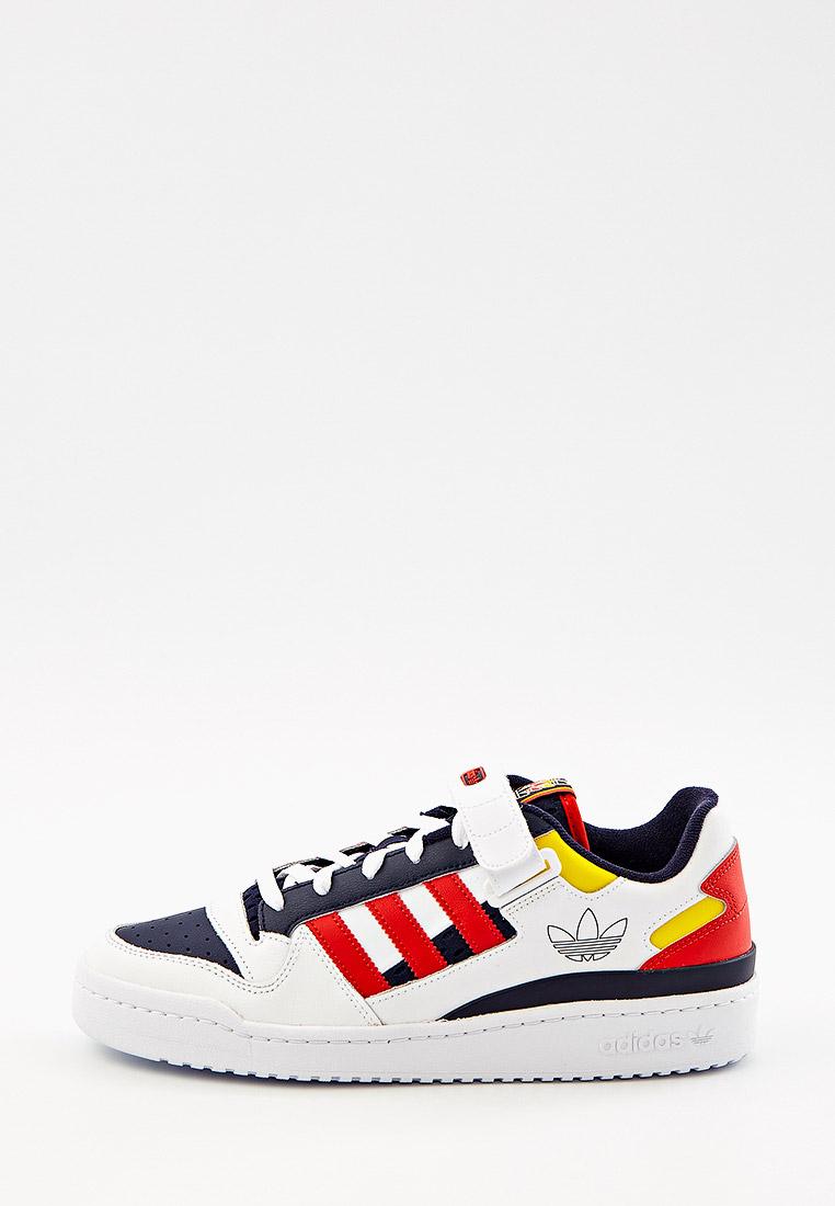Мужские кеды Adidas Originals (Адидас Ориджиналс) GZ9112: изображение 1