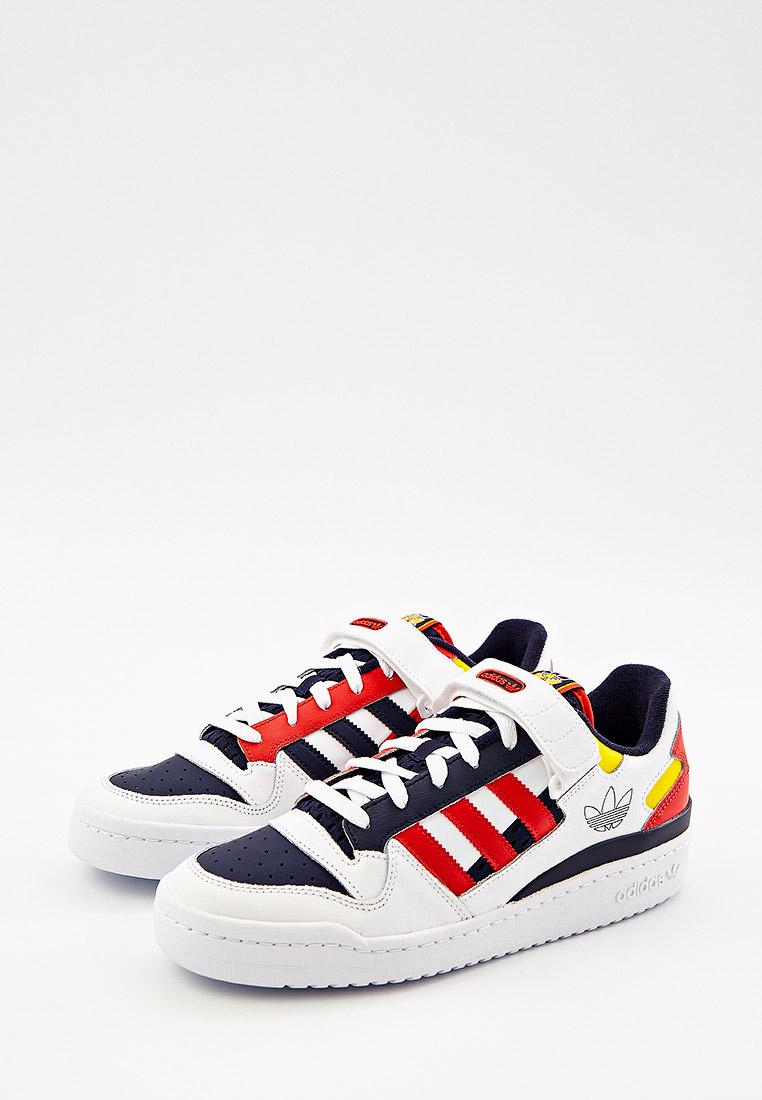 Мужские кеды Adidas Originals (Адидас Ориджиналс) GZ9112: изображение 2