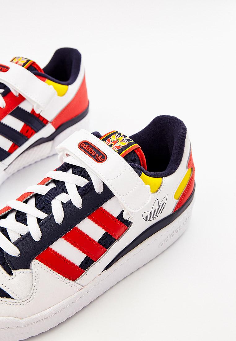 Мужские кеды Adidas Originals (Адидас Ориджиналс) GZ9112: изображение 3