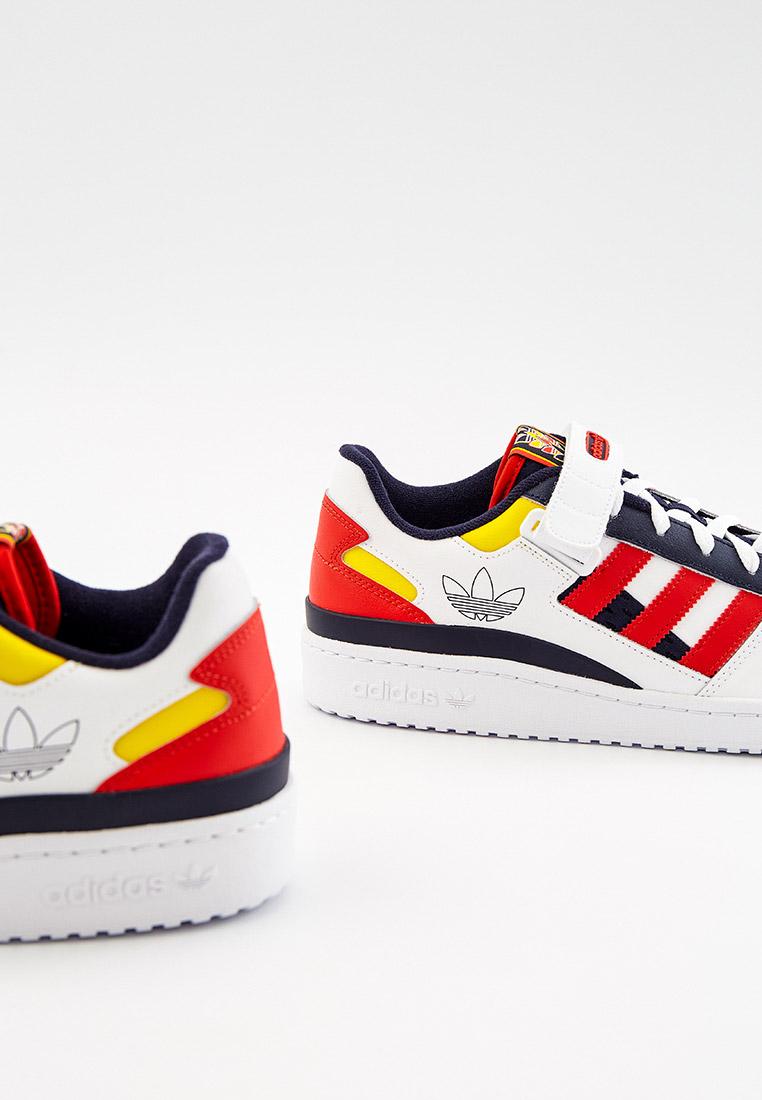 Мужские кеды Adidas Originals (Адидас Ориджиналс) GZ9112: изображение 4