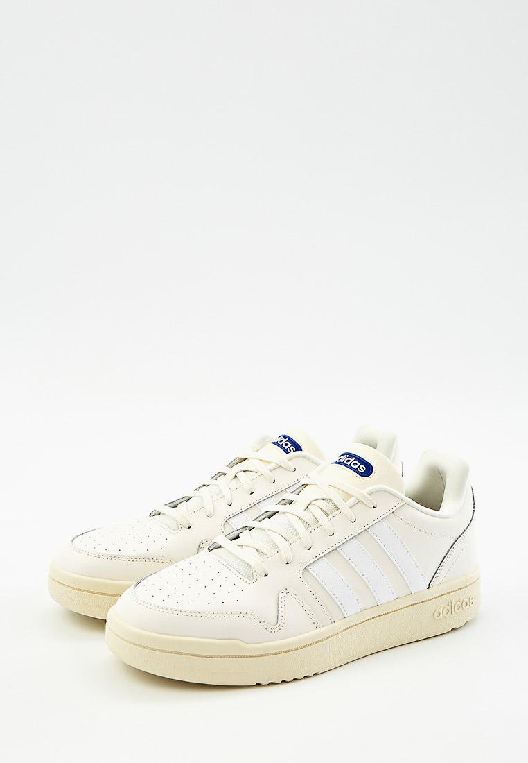 Мужские кеды Adidas (Адидас) H00465: изображение 2