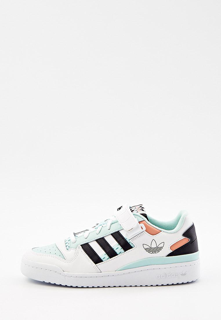 Мужские кеды Adidas Originals (Адидас Ориджиналс) H01678: изображение 1