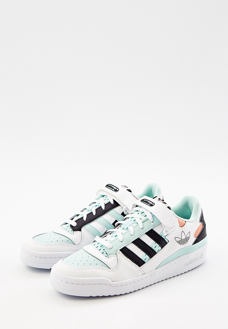 Мужские кеды Adidas Originals (Адидас Ориджиналс) H01678: изображение 2