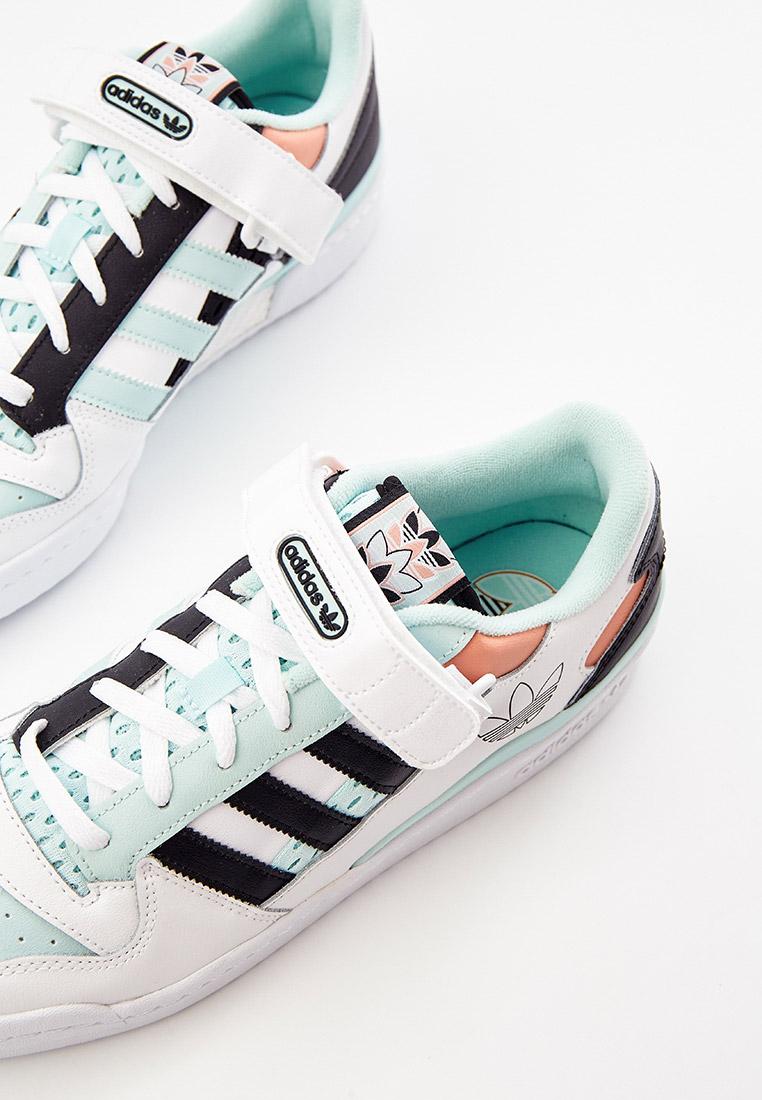 Мужские кеды Adidas Originals (Адидас Ориджиналс) H01678: изображение 3