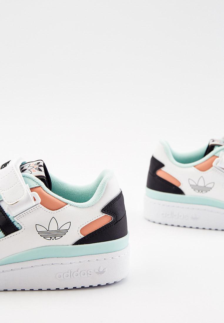 Мужские кеды Adidas Originals (Адидас Ориджиналс) H01678: изображение 4