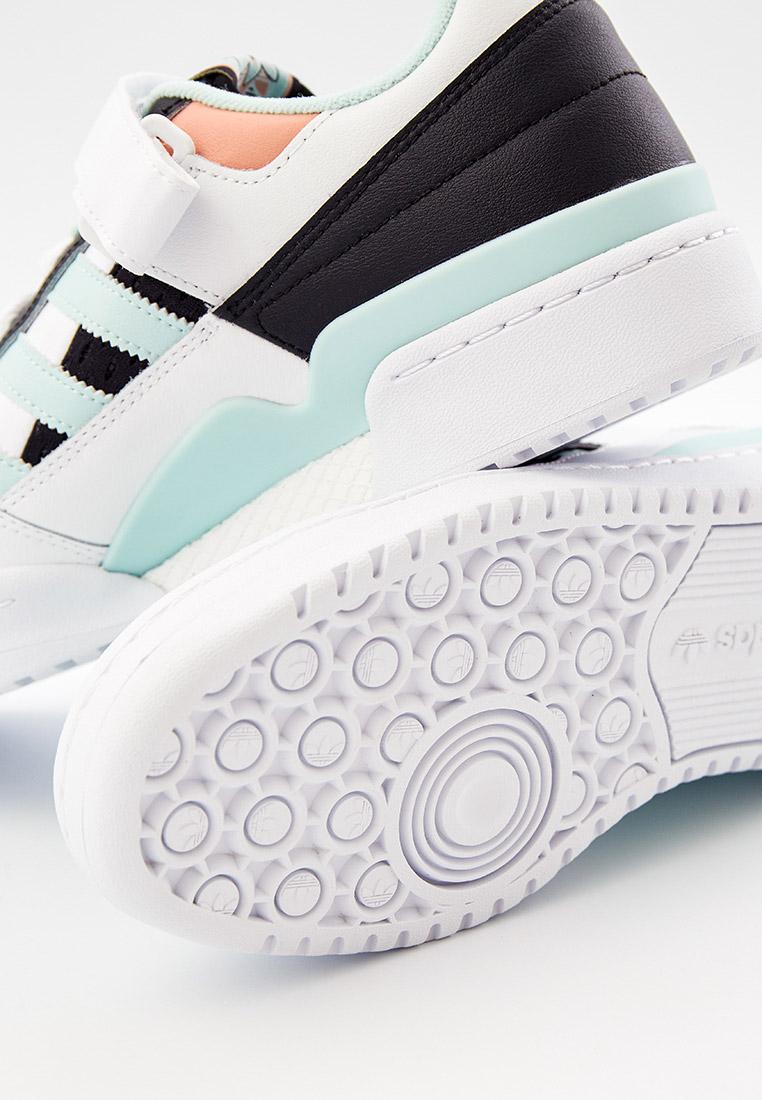 Мужские кеды Adidas Originals (Адидас Ориджиналс) H01678: изображение 5