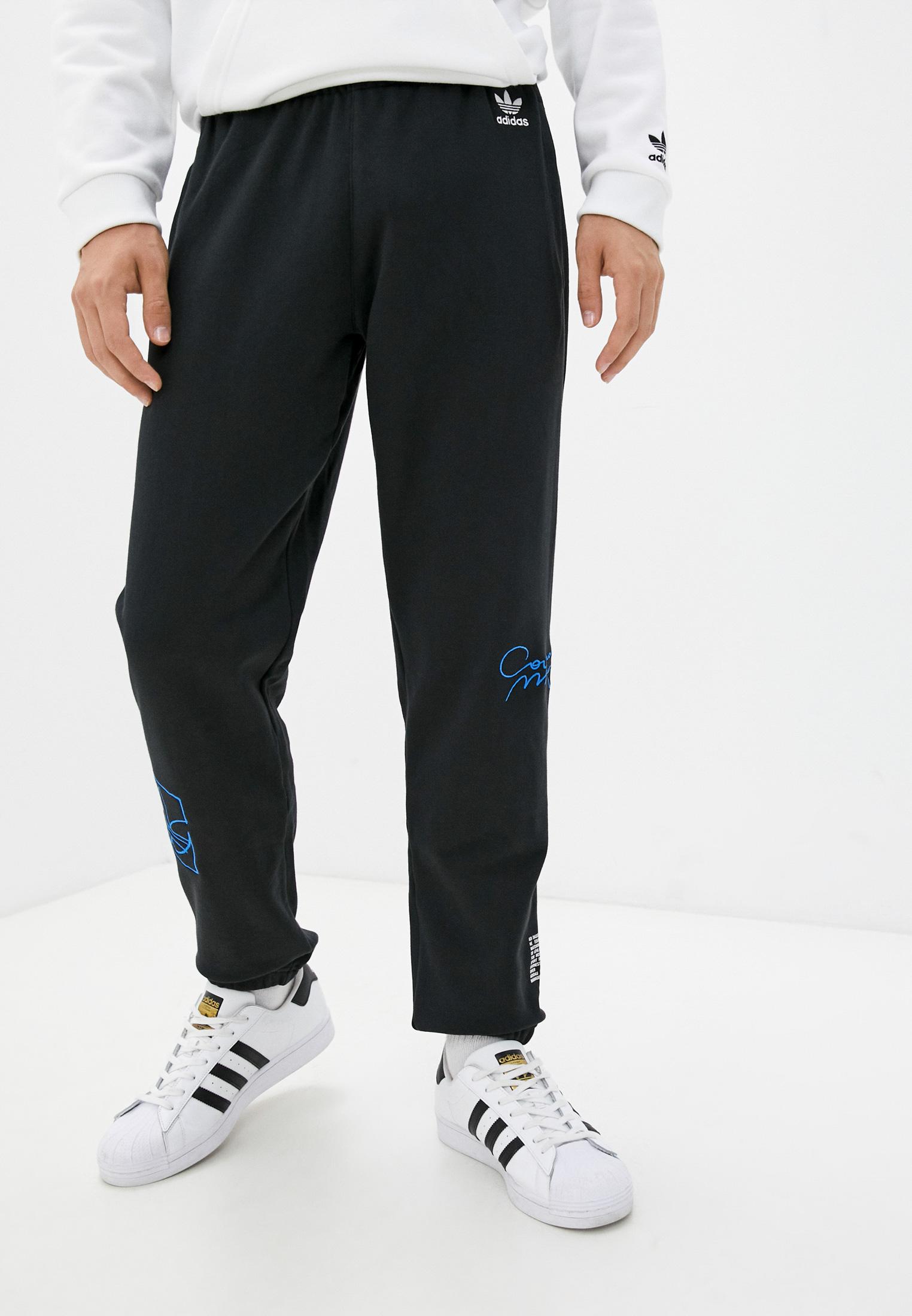 Мужские спортивные брюки Adidas Originals (Адидас Ориджиналс) H13505: изображение 1