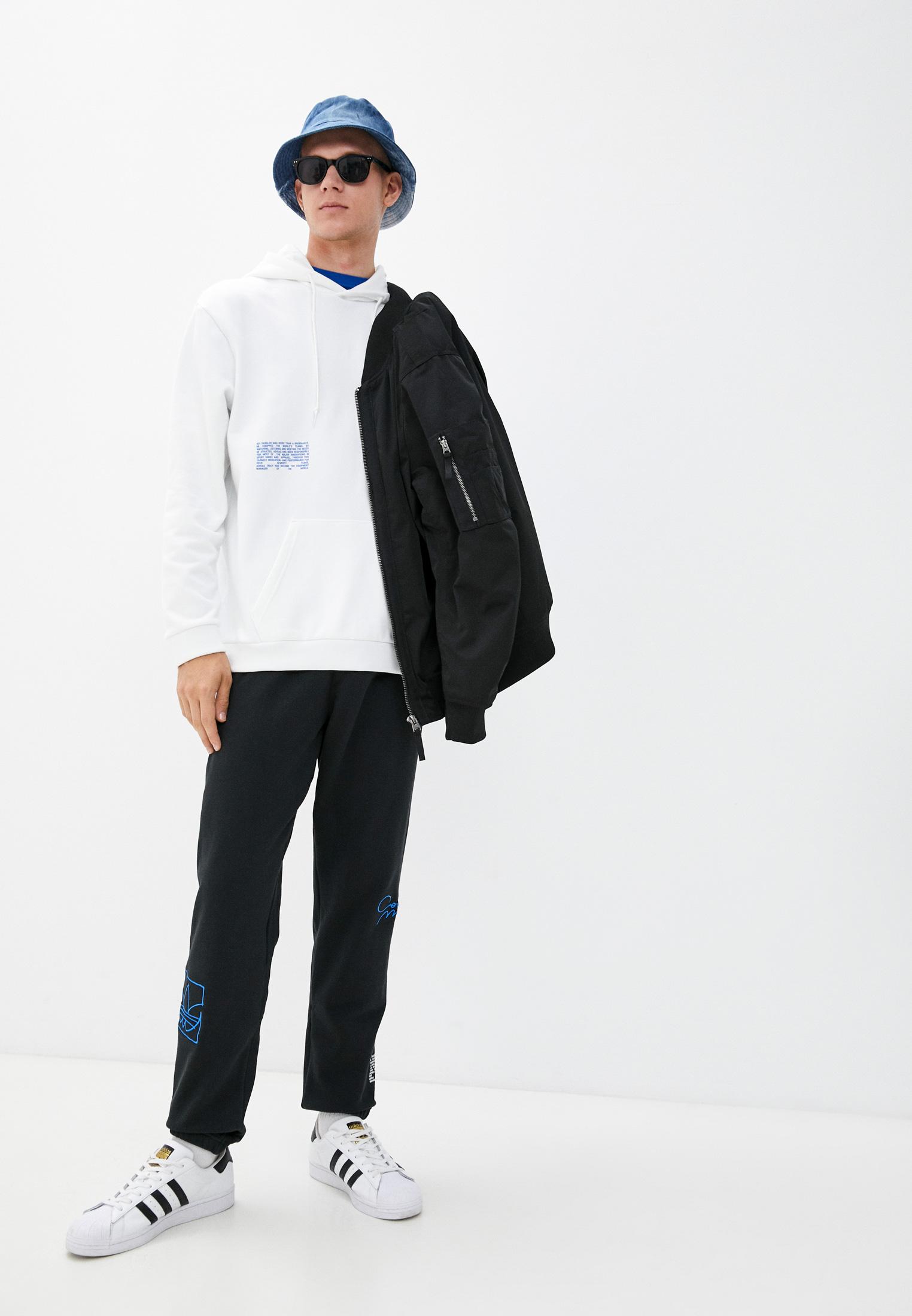 Мужские спортивные брюки Adidas Originals (Адидас Ориджиналс) H13505: изображение 2
