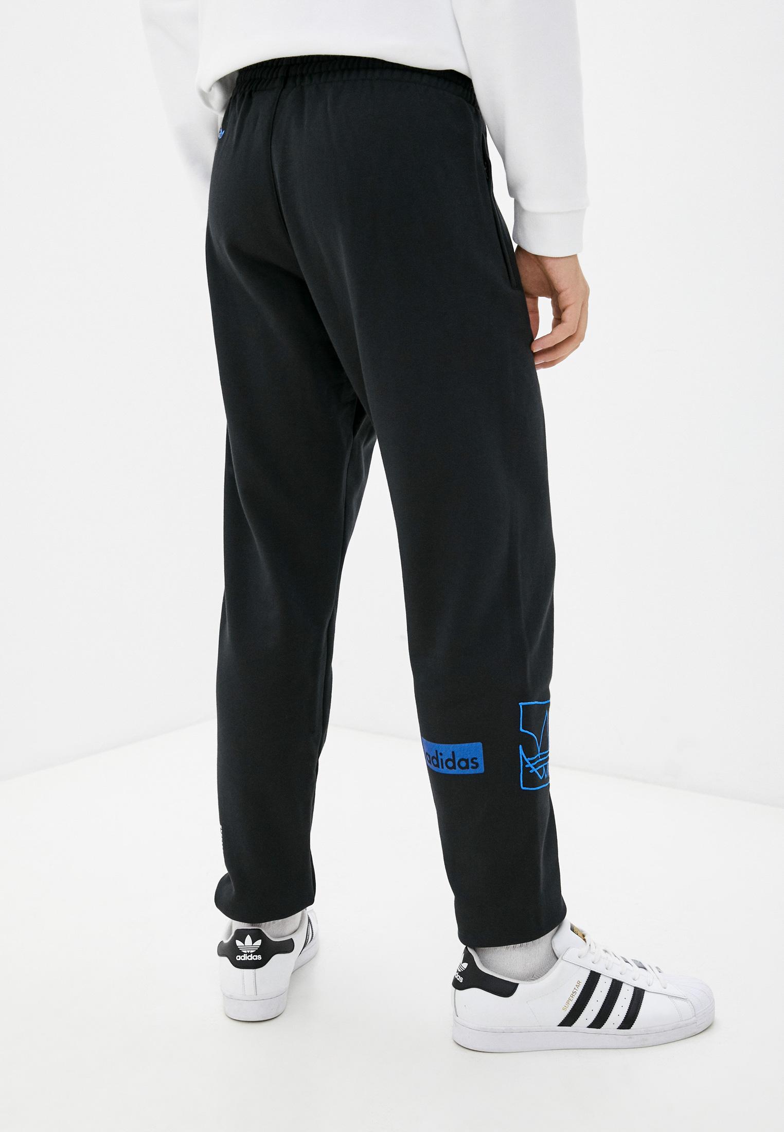 Мужские спортивные брюки Adidas Originals (Адидас Ориджиналс) H13505: изображение 3