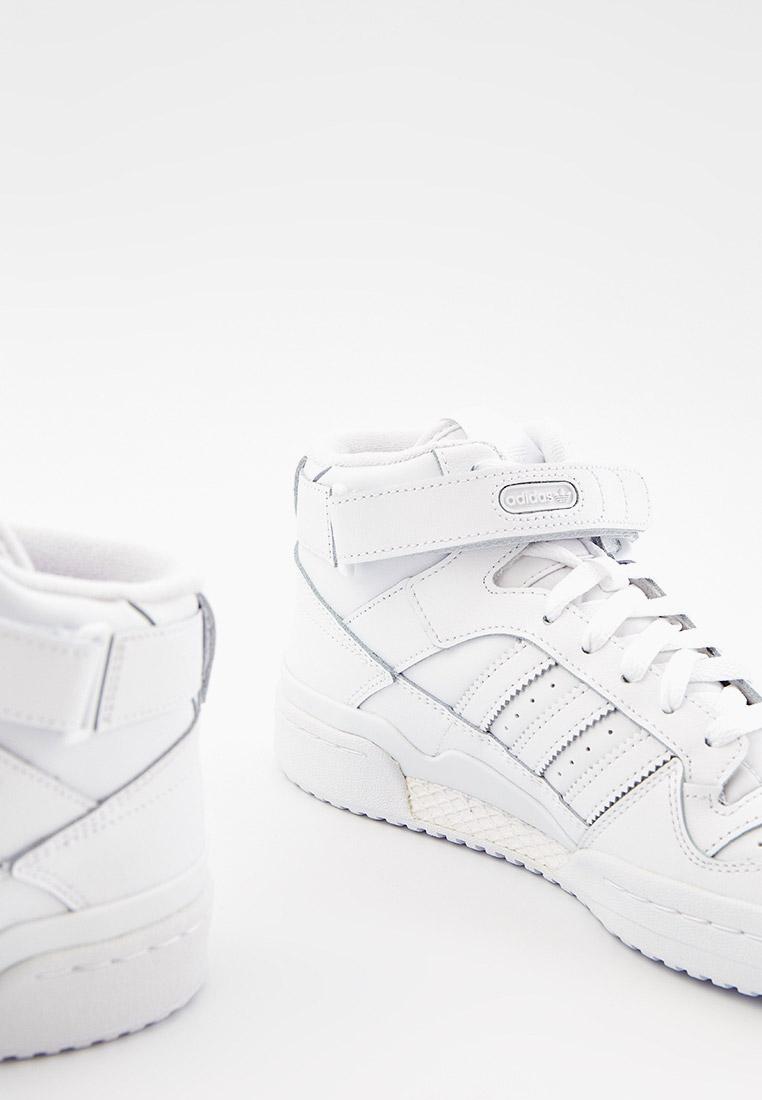 Кеды для мальчиков Adidas Originals (Адидас Ориджиналс) FZ2086: изображение 3