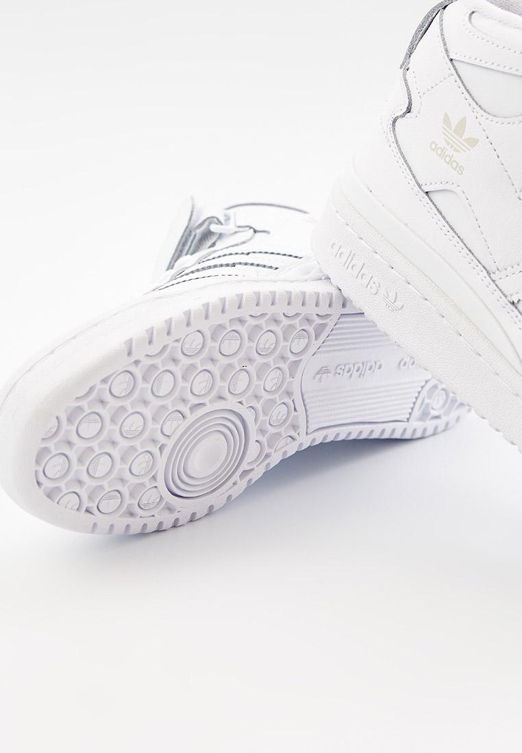 Кеды для мальчиков Adidas Originals (Адидас Ориджиналс) FZ2086: изображение 5