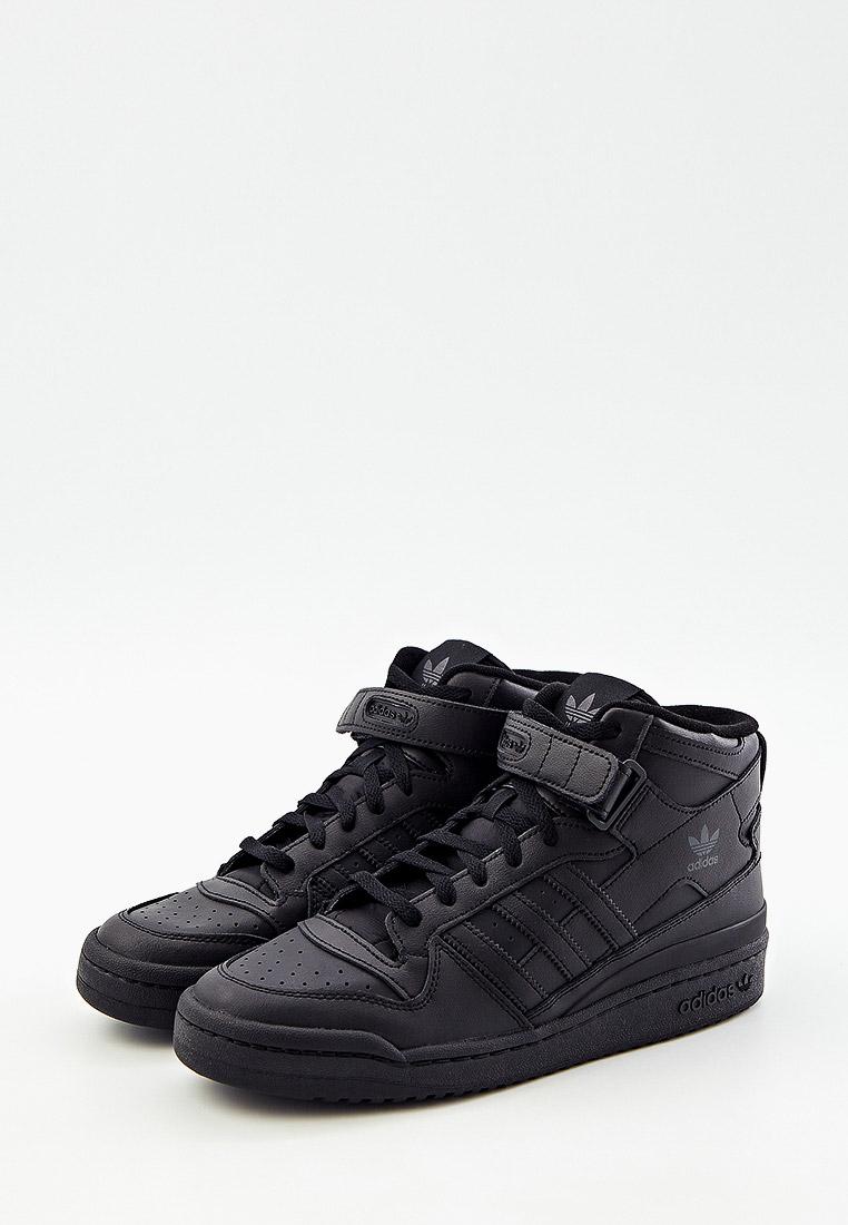 Мужские кеды Adidas Originals (Адидас Ориджиналс) GV9767: изображение 2