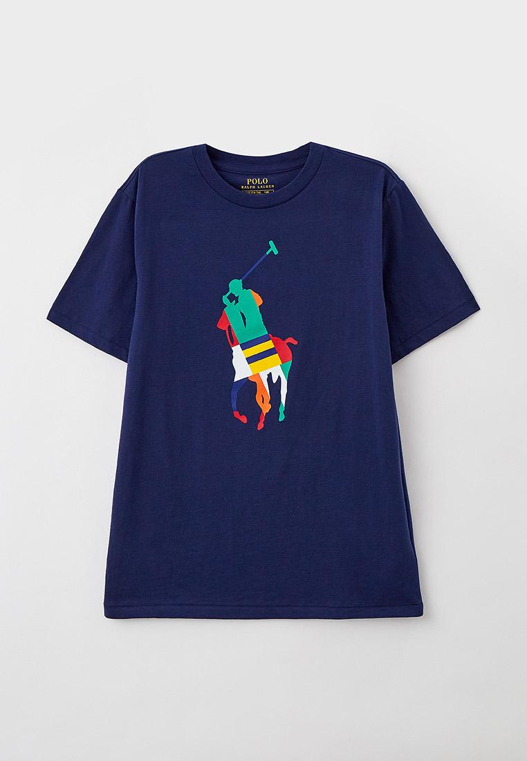 Футболка с коротким рукавом Polo Ralph Lauren (Поло Ральф Лорен) 323844817002