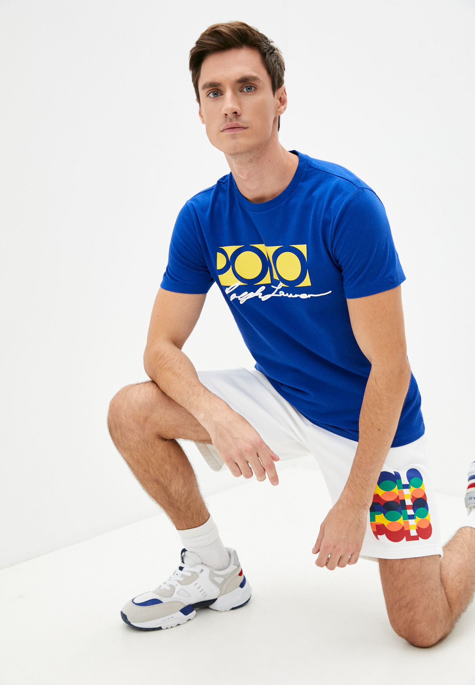 Футболка Polo Ralph Lauren (Поло Ральф Лорен) 710843376001