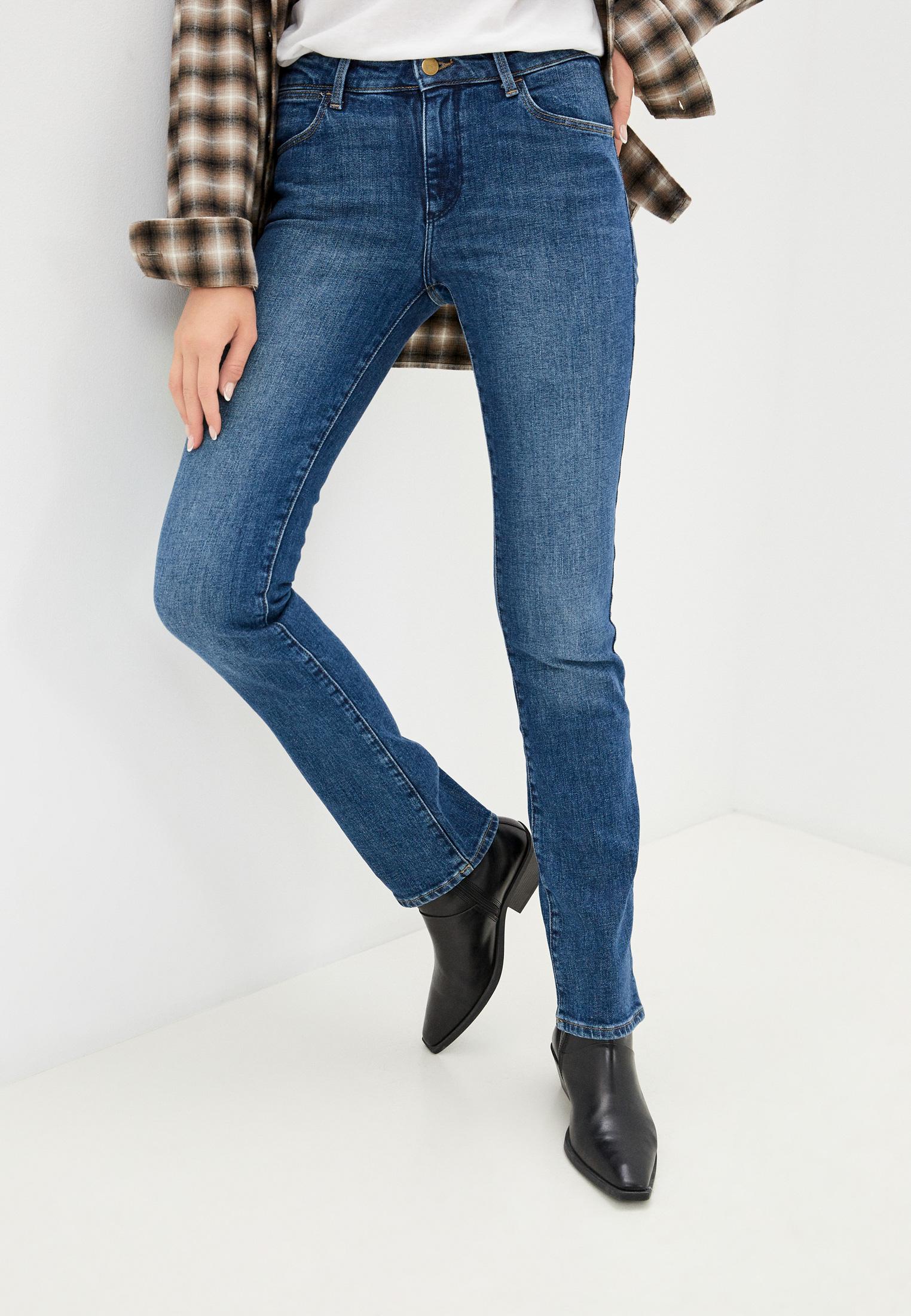Зауженные джинсы Wrangler (Вранглер) W28TJX386