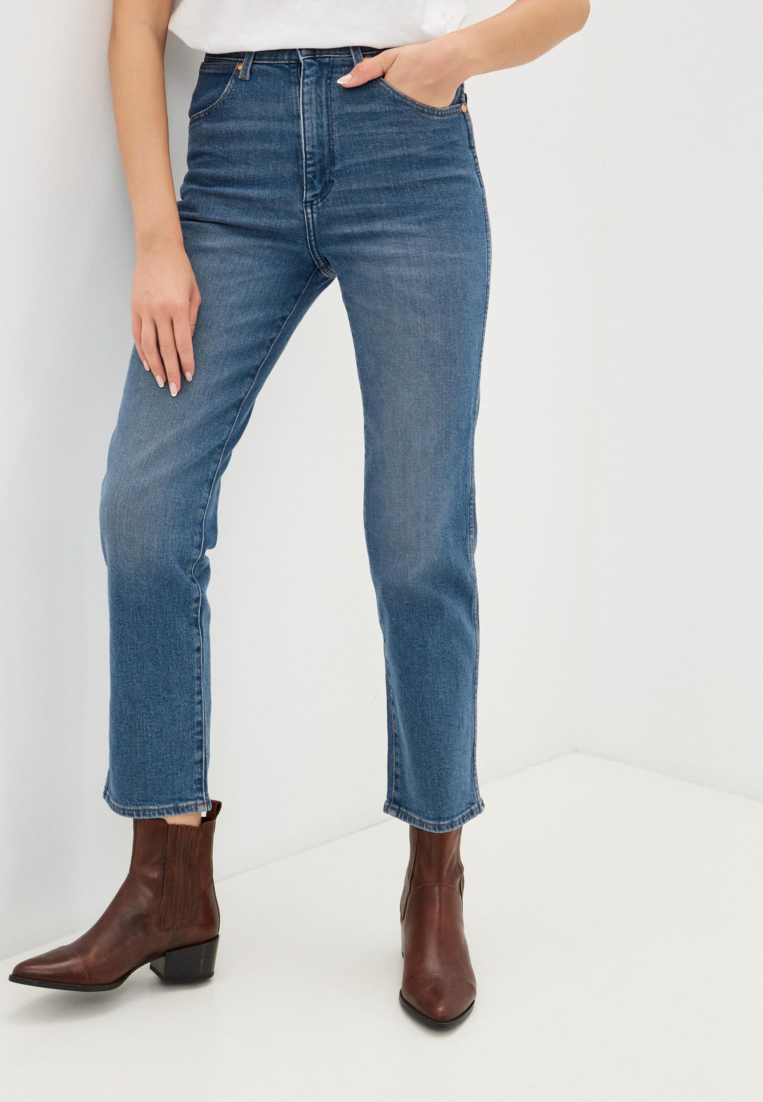 Зауженные джинсы Wrangler (Вранглер) W2H2ZH33S