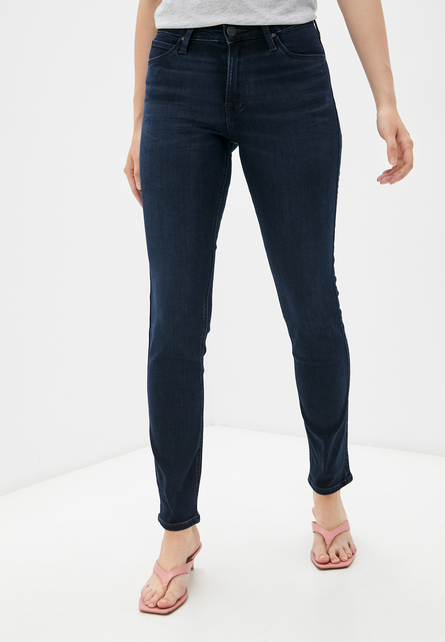 Зауженные джинсы Lee (Ли) L305PHJB