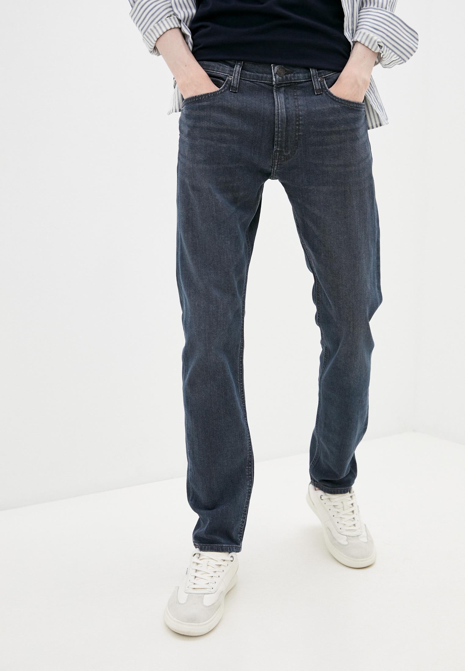 Мужские прямые джинсы Lee (Ли) Джинсы Lee
