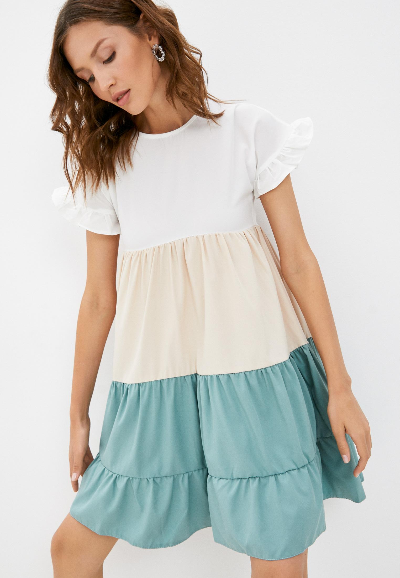 Платье Pink Orange PO21-0313-2394-6