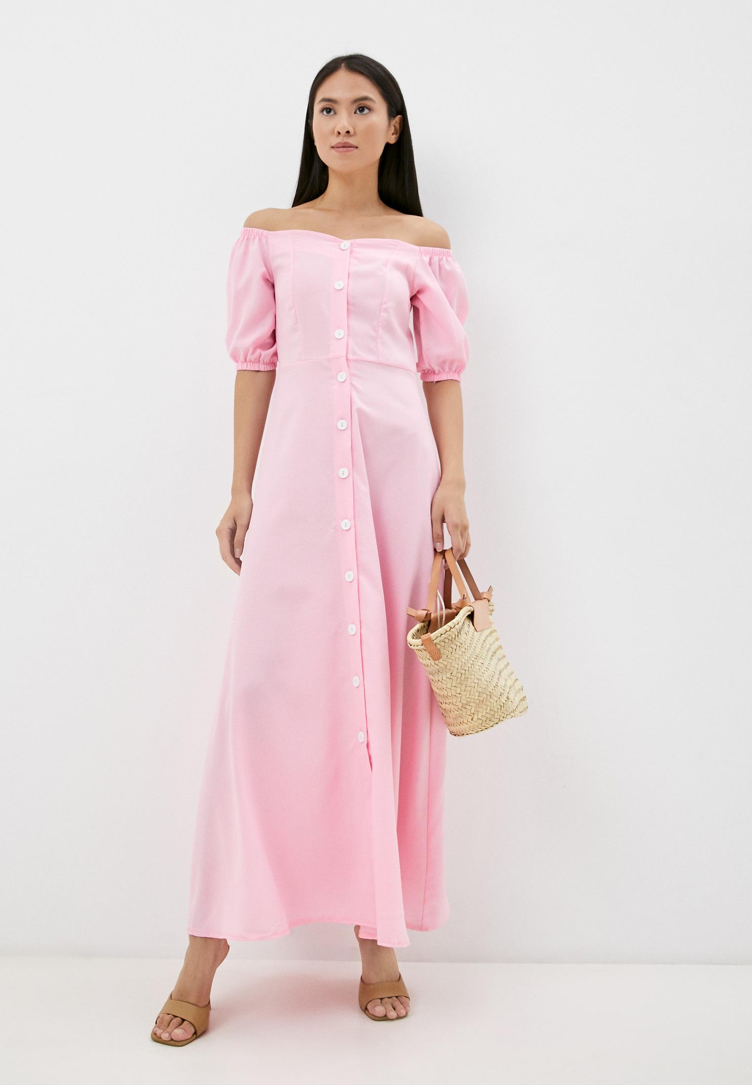 Платье Pink Orange PO21-0313-2390-1
