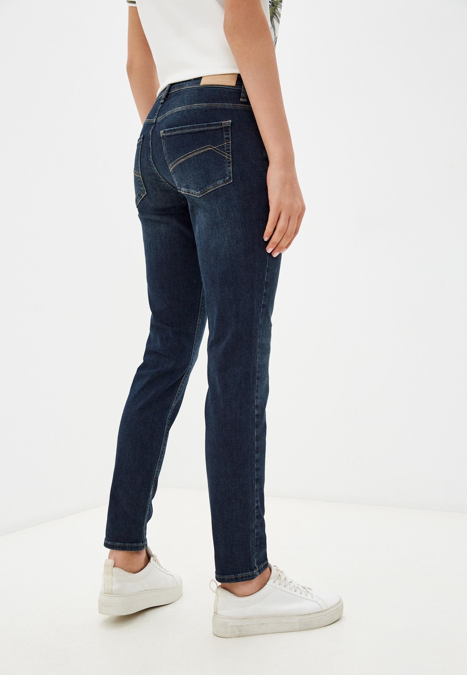 Зауженные джинсы Betty & Co 6007/3121