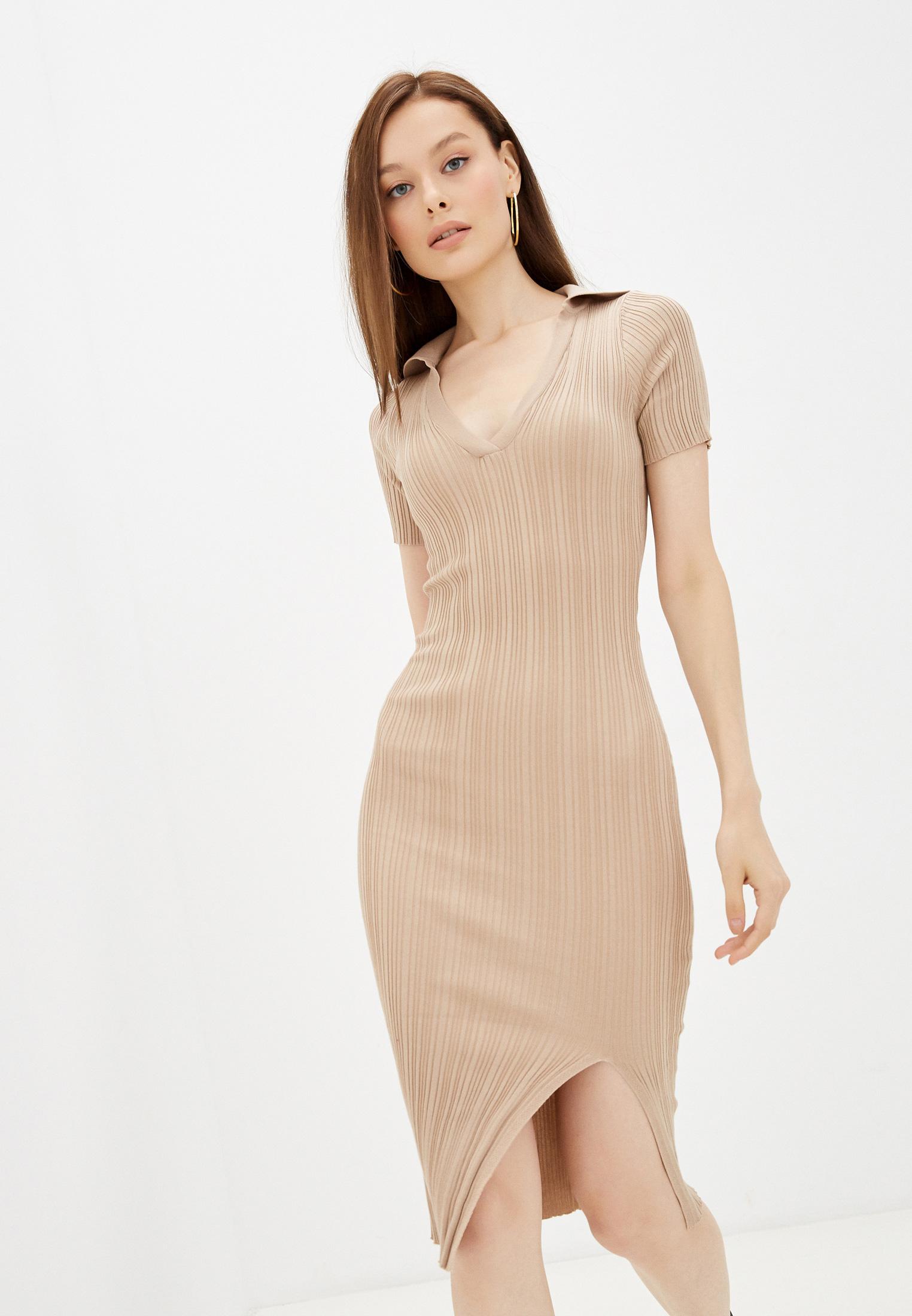 Вязаное платье Miss Gabby 3641-3