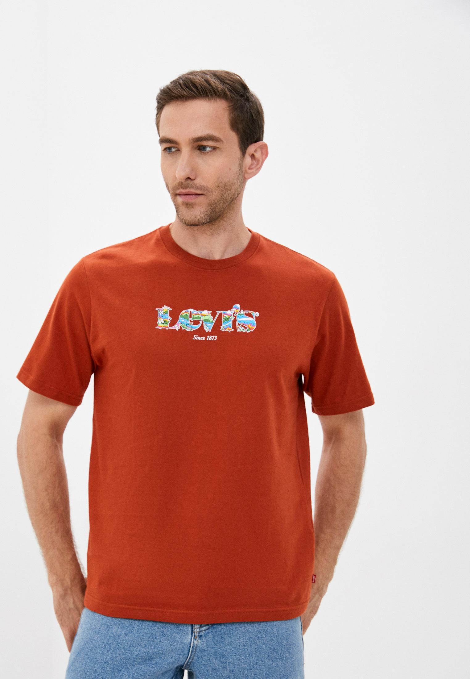 Футболка с коротким рукавом Levi's® 1614303320