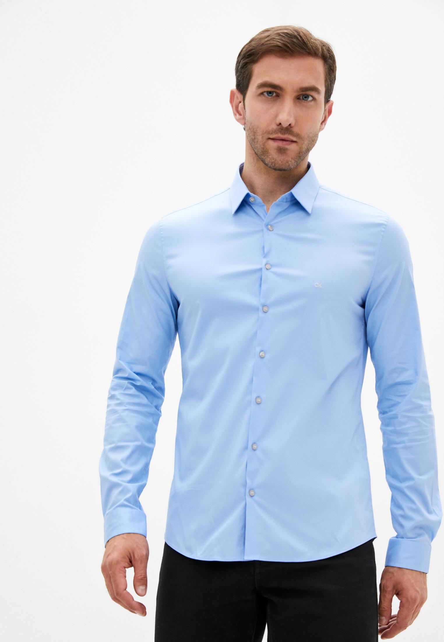 Рубашка с длинным рукавом Calvin Klein (Кельвин Кляйн) K10K107346