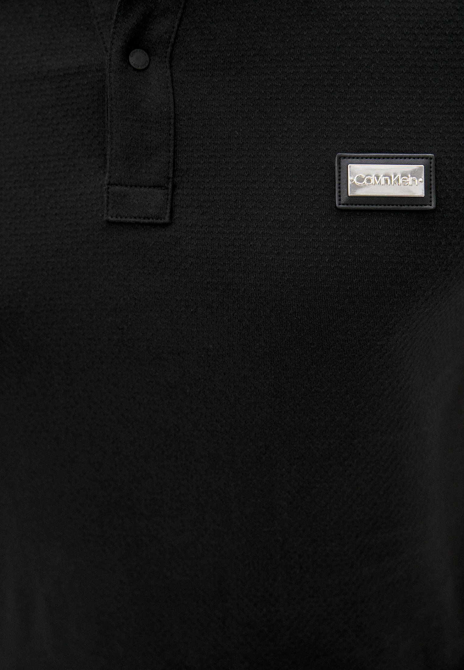 Мужские поло Calvin Klein (Кельвин Кляйн) K10K106457: изображение 5