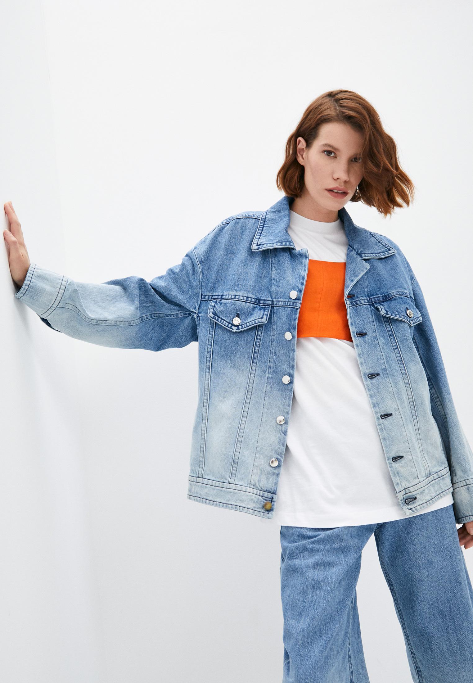 Джинсовая куртка MARNI JKJD0108M1USCS10