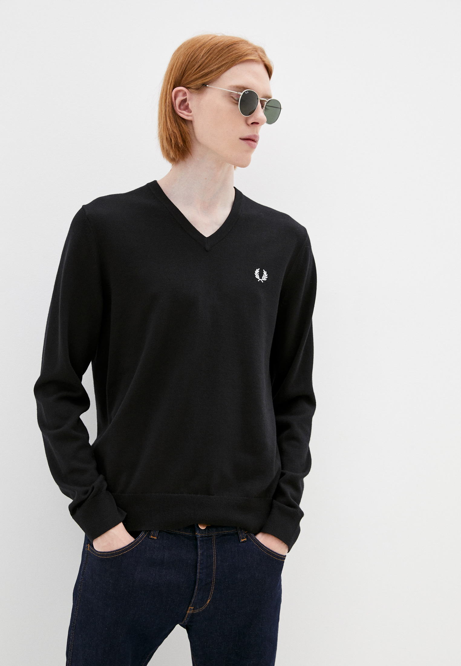 Пуловер Fred Perry Пуловер Fred Perry