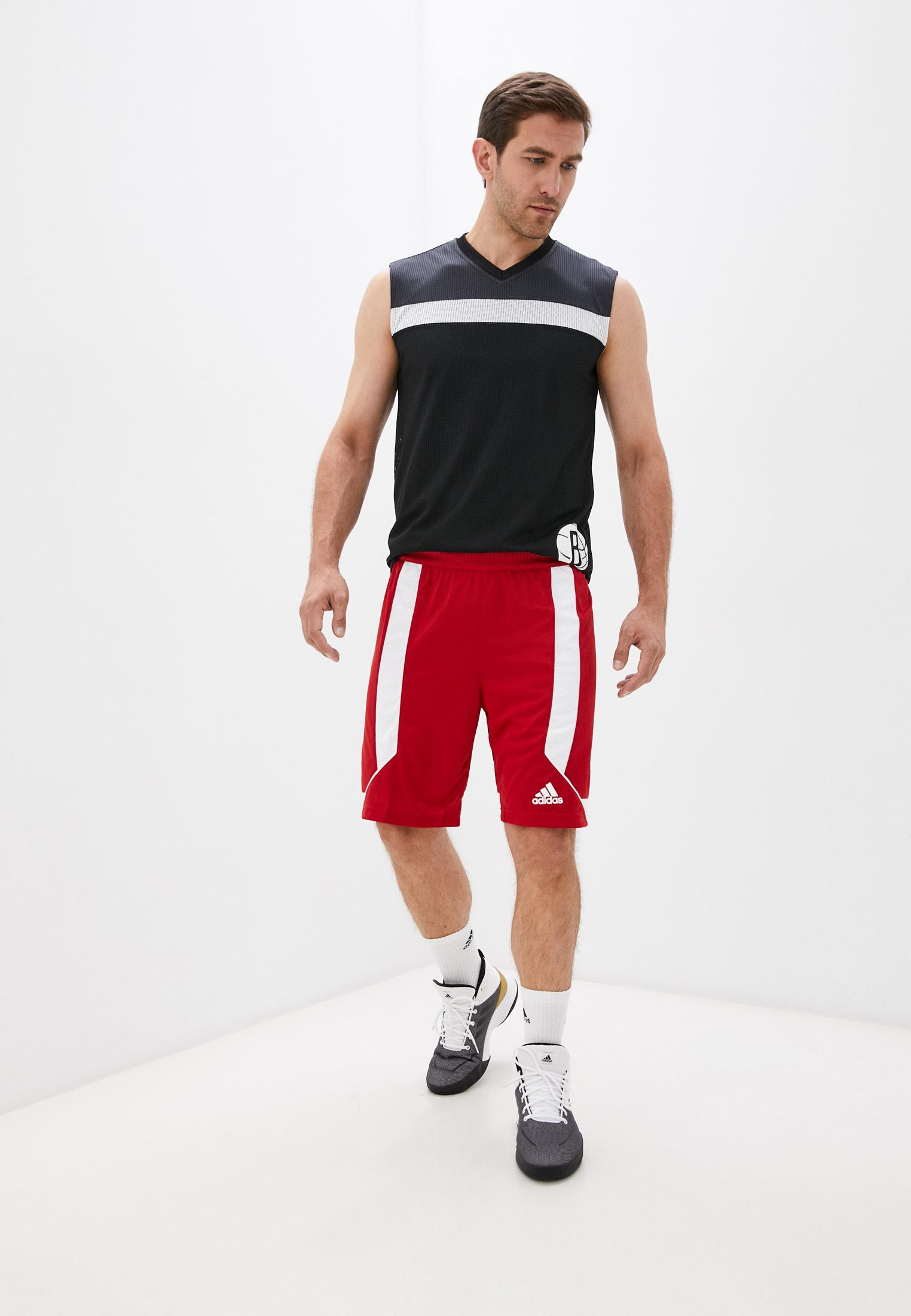 Мужские спортивные шорты Adidas (Адидас) DY7377: изображение 2